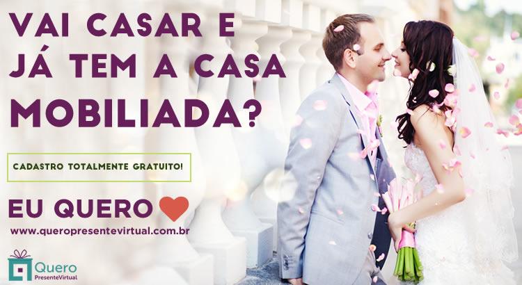 Lista de Casamento Presente Virtual